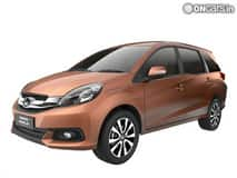 Honda Brio Mobilio to go on sale in Indonesia by February 2014