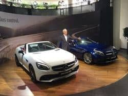 Mercedes-AMG SLC 43 roadster launched in India: Priced at INR 77.50 lakh