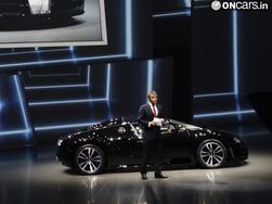 2013 Frankfurt Motor Show: Bugatti Veyron 'Jean Bugatti' Edition revealed