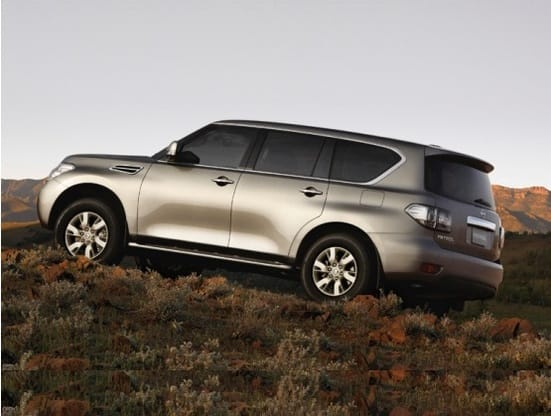 Nissan Patrol SUV to be Launched in India: Price in India expected ...
