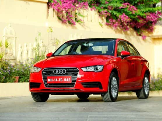 Audi India Likely To Equip A And A With Manual Transmission - Audi car year