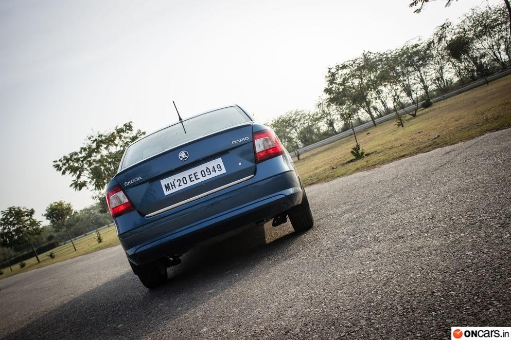 Skoda Rapid Facelift – Expert Review