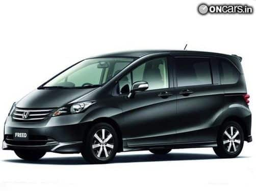 Honda Developing 7 Seater MPV For India; ...