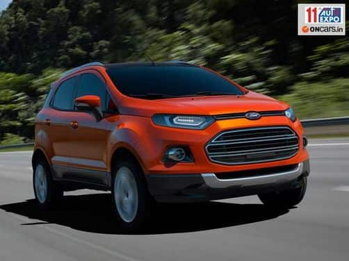Live: Ford EcoSport will be unveiled today