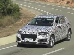 Video : Next-gen Audi Q7 caught on video