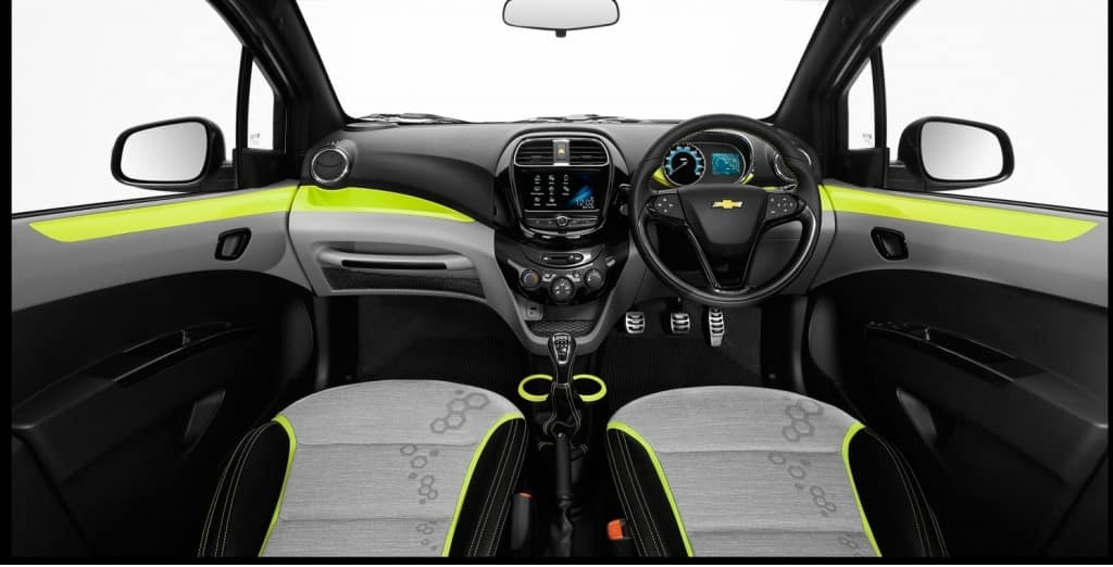 chevrolet beat 2017 5 new things to know about its interior find new upcoming cars latest. Black Bedroom Furniture Sets. Home Design Ideas