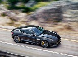 2013  LA Auto Show – Jaguar F-Type coupe revealed