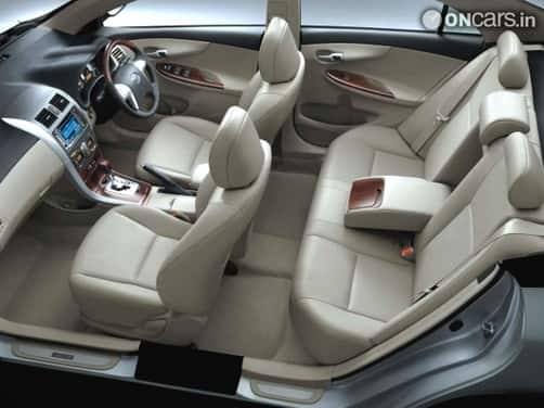 2011 Toyota Corolla Altis launched in India  Find New  Upcoming