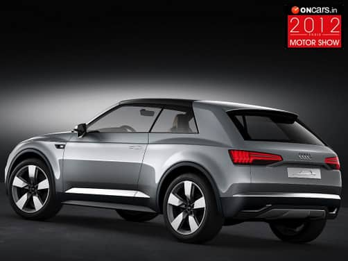 Audi Q8 Crossover gets a green light for production