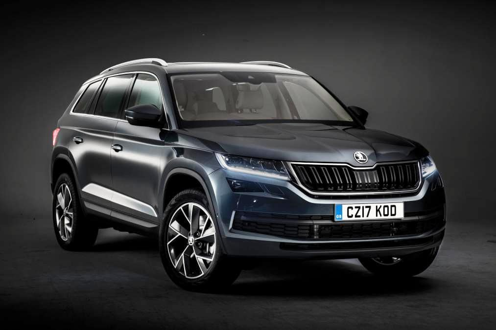 Upcoming 7 Seater Suv In India 2018 >> India bound Skoda Kodiaq vRS variant confirmed: likely to come to India | Find New & Upcoming ...