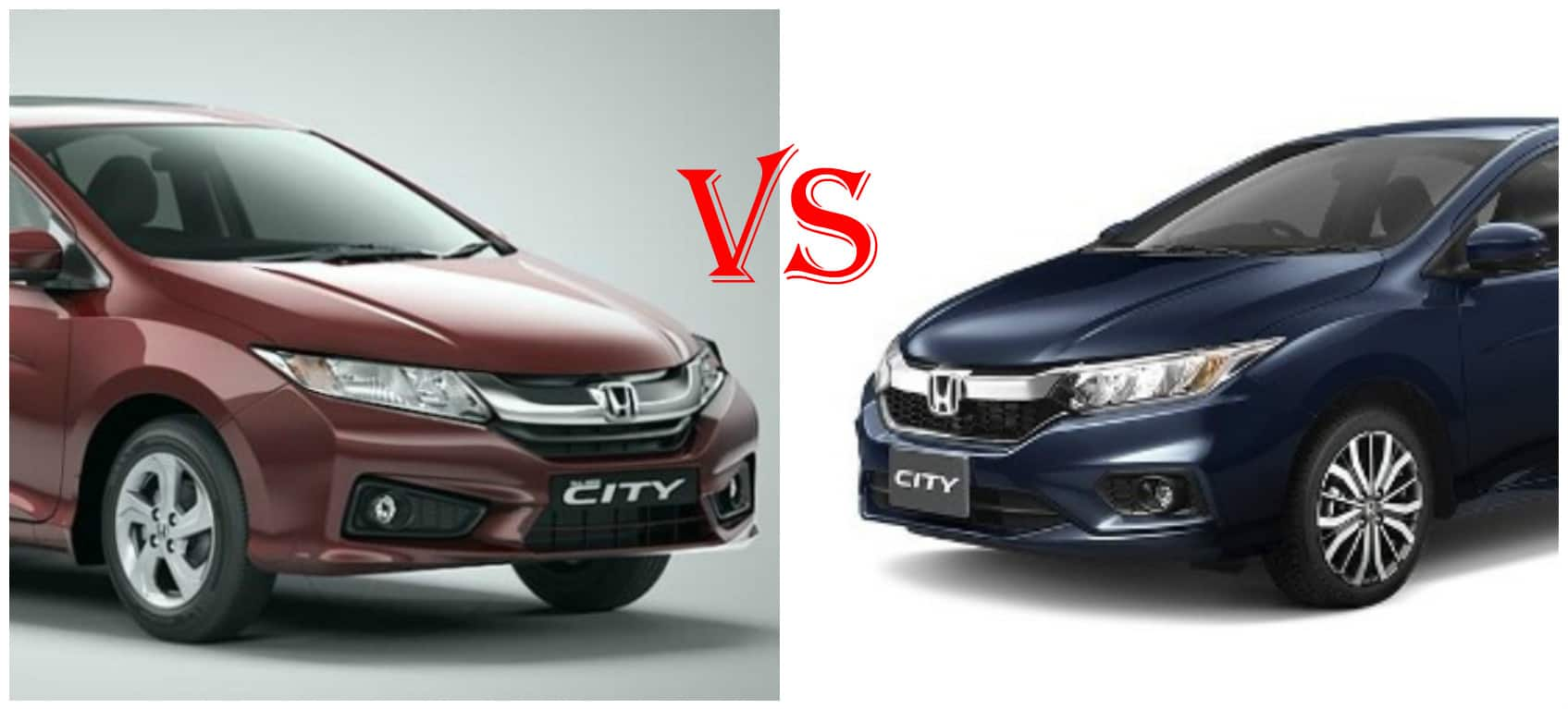 New Honda City 2017 Vs 2016   Key Differences