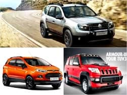 Top 3 Special Edition Compact SUV in India