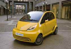 Tata had plans to introduce electric and air powered Nano in the future