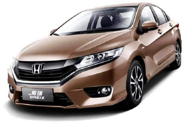 Exceptional Honda City To Get A Facelift   Coming In Early 2017 Great Pictures