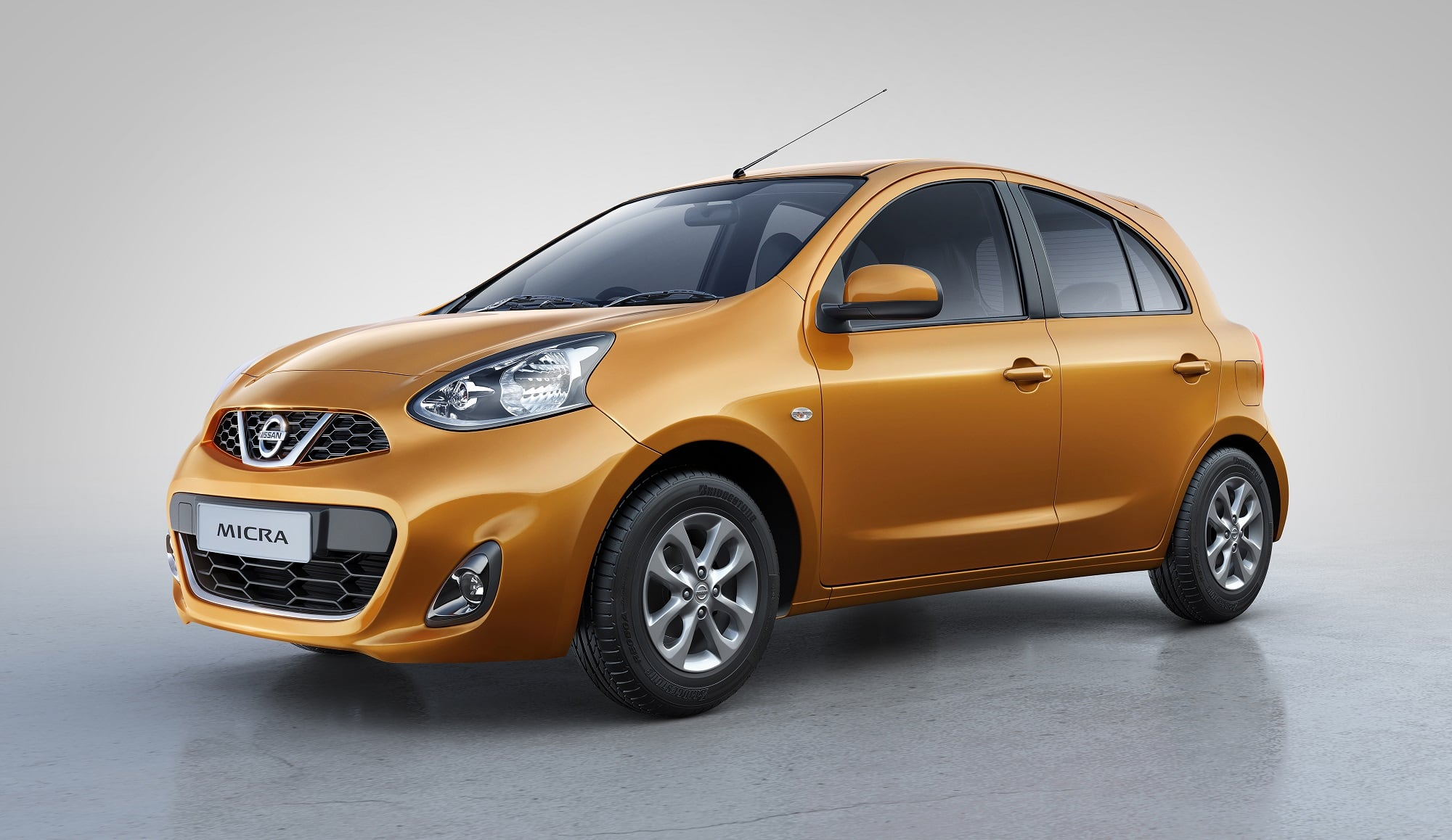 Nissan micra gets a new paint scheme for festive season priced at inr 4 55 lakh