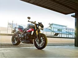 New 2016 Triumph Speed Triple unveiled