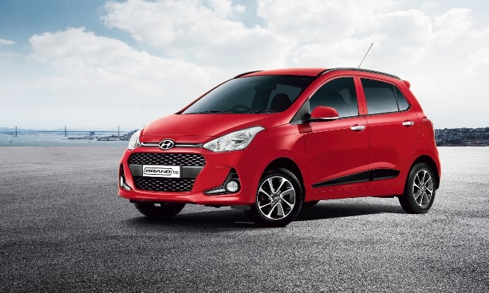 2017 Hyundai Grand i10 facelift launched in India at INR 4.58 lakh