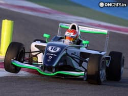 Parth Ghorpade will compete for a place in FIA Young Driver Excellence Academy
