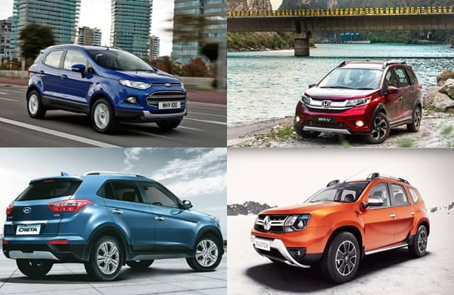 top 7 most fuel efficient petrol suvs in india find new upcoming cars latest car bikes. Black Bedroom Furniture Sets. Home Design Ideas