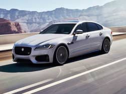 2016 Jaguar XF expected to launch this month