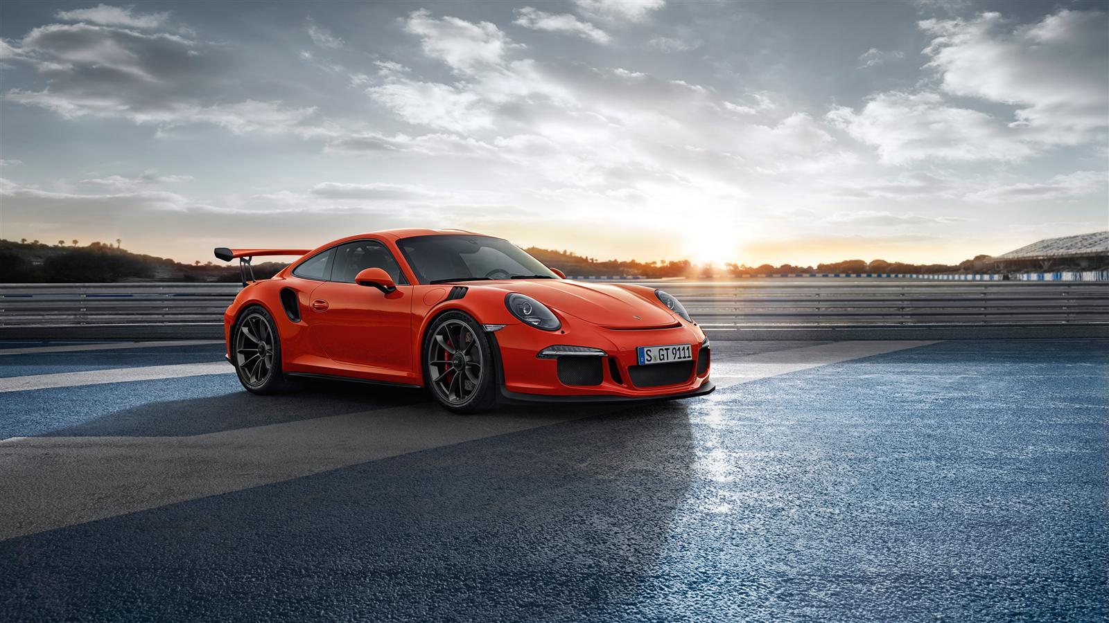 Porsche's versatile 911 GT3 RS reaches Indian Shores!
