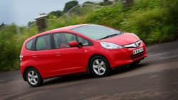 Video : Honda Jazz Performance Review