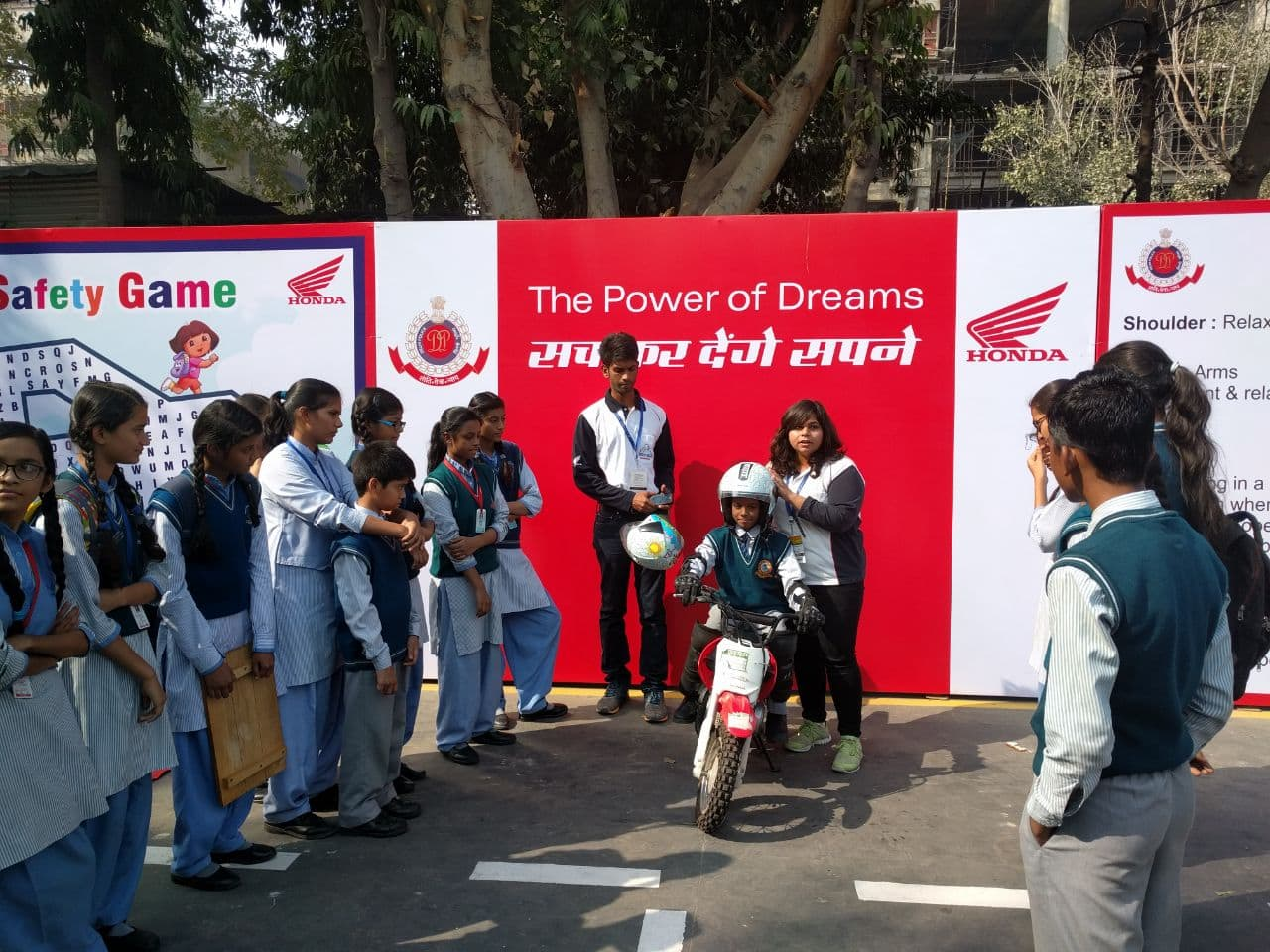 Honda Imparts Road Safety Training to Over 4000 Individuals at ...