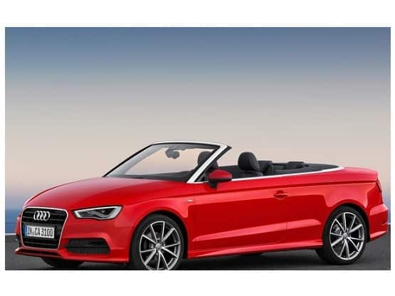Audi A3 Cabriolet to be launched in December: Price in India ...