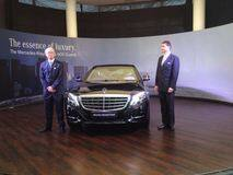 What Makes Maybach Gaurd One Of The Most Expensive Sedans In