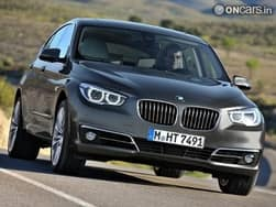 Official: 2014 BMW 5-series GT facelift
