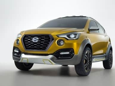 Datsun GO Cross Crossover Launch in 2017