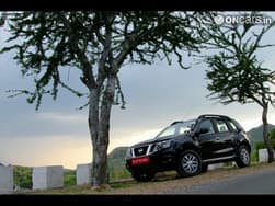 Video : The Nissan Terrano – a wannabe-Pathfinder