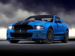 Ford announces 2013 Shelby GT500