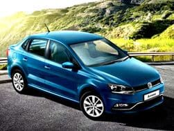 Volkswagen Ameo Brochure & Variant wise features revealed