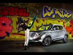 Nissan Kicks makes another appearance at Rio Olympics 2016