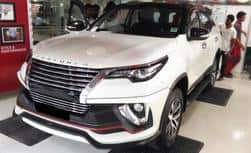 Toyota Fortuner Nippon Body Kit: Here is how to make this SUV even more menacing!