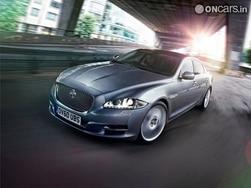 Jaguar XJ gets four-cylinder petrol power