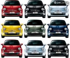 Fiat 500 crosses 1-million production mark