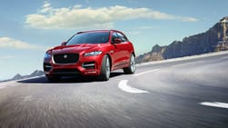 Jaguar F-Pace prices announced, starts in India at INR 68.40 lakh