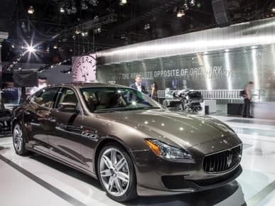 Maserati to recall more than 13,000 vehicles to replace faulty Fiat Chrysler electronic gearshift