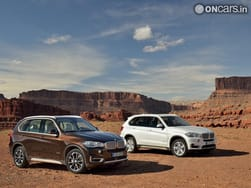 2014 BMW X5 gets a range of new engines including new 4-cylinder diesel