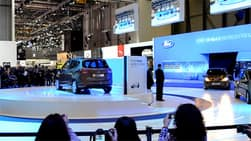 Video : 2012 Geneva Motor Show – Ford B-Max launched
