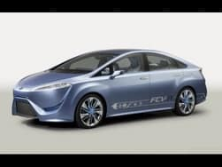 Toyota to display five vehicles at Tokyo Motor Show