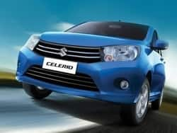 Maruti Celerio base variant to get ABS and airbags as an option