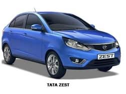 Tata Zest sedan to embark at setting a World Record for the longest convoy of cars today