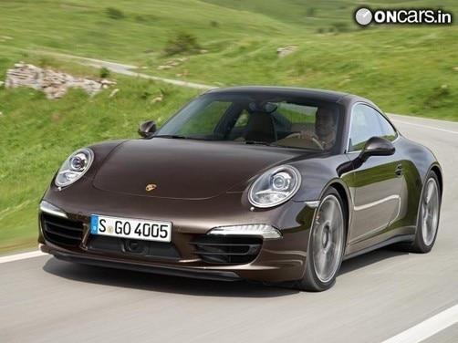Video: Porsche 911 Carrera S goes round the Nurburgring in 7:37 mins
