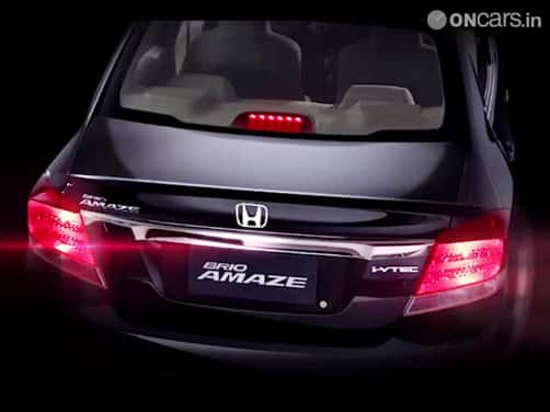What to expect from Honda's diesel-powered Amaze that's headed to India