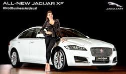 2016 Jaguar XF facelift launched in India at INR 49.5 lakh
