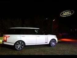 2013 LA Auto Show: Long wheelbase Range Rover bows in