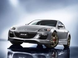 Mazda pulls plug on RX-8